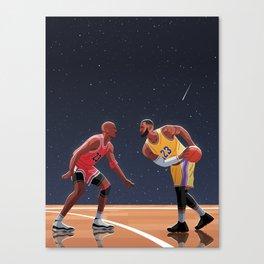 23 v 23 Canvas Print