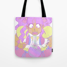 Lo-Weed-A Tote Bag