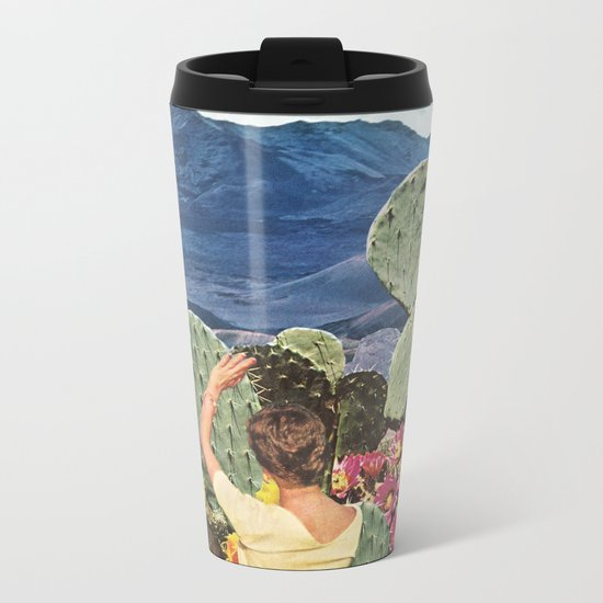 Curious Metal Travel Mug