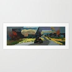 Bought the Farm 1 Art Print