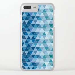 Water Alchemy Clear iPhone Case
