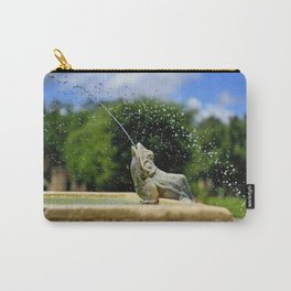 Secret Garden Splashes Carry-All Pouch