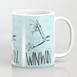 Win Win Bird Coffee Mug