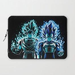 Blue God Warriors Laptop Sleeve