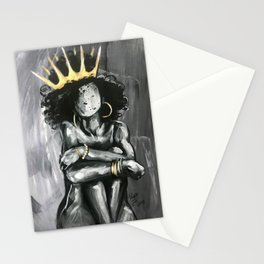 Naturally Queen IX Stationery Cards