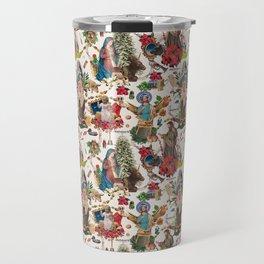 Una Navidad hecha Albañomaría Travel Mug