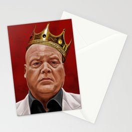 The Kingpin Stationery Cards