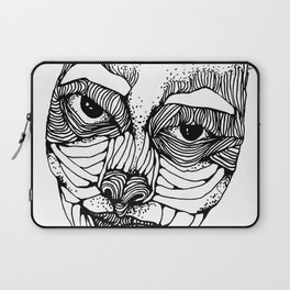 CAT FACE Laptop Sleeve