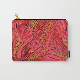 Tri-Dragon Carry-All Pouch