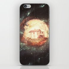 An Untidy House iPhone & iPod Skin
