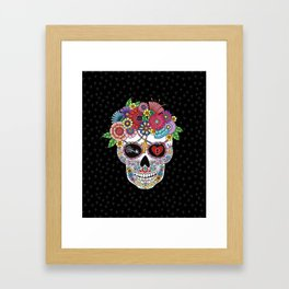 Lost Love BLACK Framed Art Print