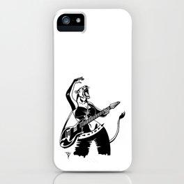AniMusic (LIONESS) iPhone Case