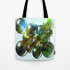Magic Balls Tote Bag
