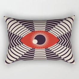 The All Gawking Eye Rectangular Pillow