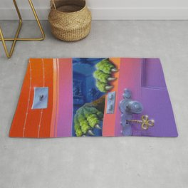 How to Kill a Monster Rug
