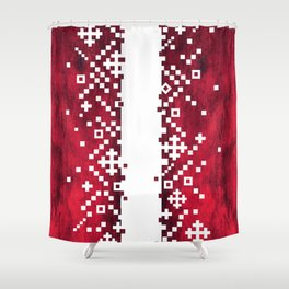 Maraszeme Shower Curtain