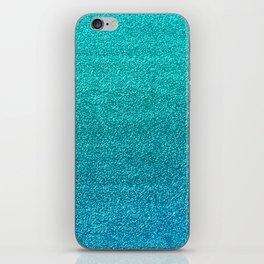 Faux Glitter iPhone Skin