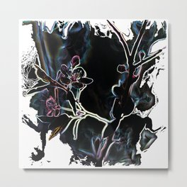 The Runaways - Cherry Bomb Metal Print