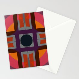 Changeling - Retro Style Art Stationery Cards
