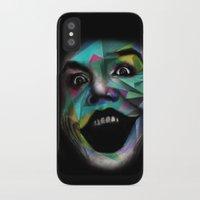 joker iPhone & iPod Cases featuring Joker by Urban Artist