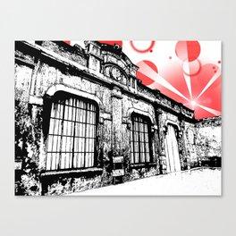 Milangeles Canvas Print