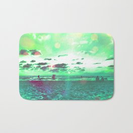 Be Shore Of Yourself Bath Mat