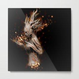 Spirit of the dead tree Metal Print