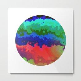 Vivid Planet 09 Metal Print