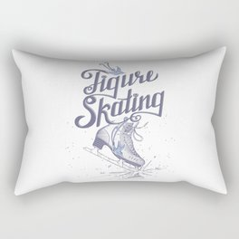 Figure skating Rectangular Pillow