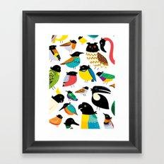 Ravens! Framed Art Print