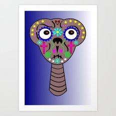 sugar ET Art Print