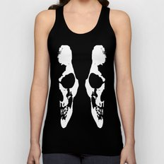 Things of Nightmares Unisex Tank Top