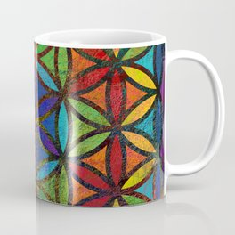 The Flower of Life (Sacred Geometry) 3 Coffee Mug