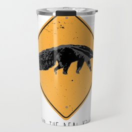 Fear the Real Killers - Anteater Travel Mug