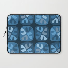 blue boomerangs Laptop Sleeve