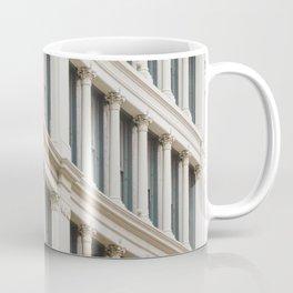 Column by Column in Soho Coffee Mug