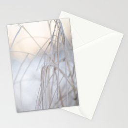 Beautiful Winter Morning Stationery Cards
