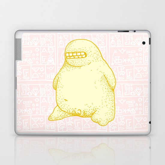 Golden Boy Laptop & iPad Skin