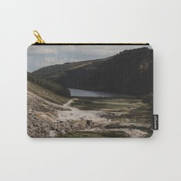 Hiking the Wicklow Mountains Carry-All Pouch