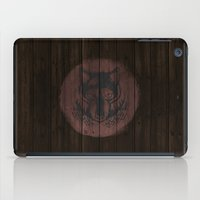 skyrim iPad Cases featuring Shield's of Skyrim - Solitude by VineDesign