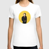 tintin T-shirts featuring Tintin style Mycroft by thediogenes