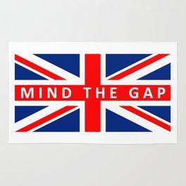 Mind The Gap Rug