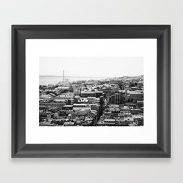 Lisbon, Portugal (3) Framed Art Print
