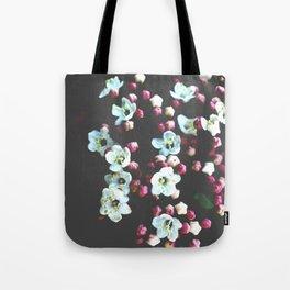 Viburnum Flowers Tote Bag