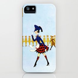 """Recruiting Office"" by Annie Fish iPhone Case"