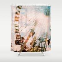 coachella Shower Curtains featuring Coachella by Tosha Lobsinger is my Photographer