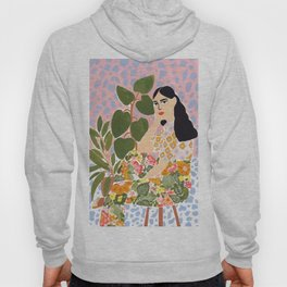 Botanical Lady Hoody