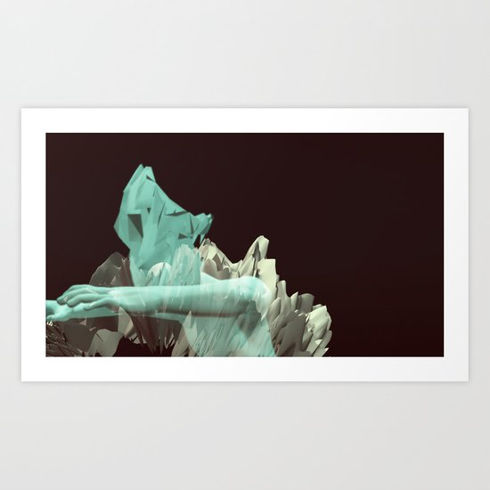 Out Series #011 Art Print