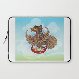 'Jatayu' or Eagle on the story of the Ramayana Laptop Sleeve