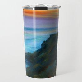 El Matador Sunset Travel Mug